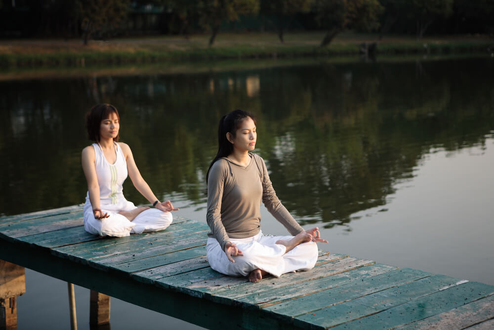 Meditationsurlaub in Thailand